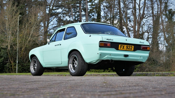 1972 Ford Escort Mk1 For Sale (picture 4 of 103)