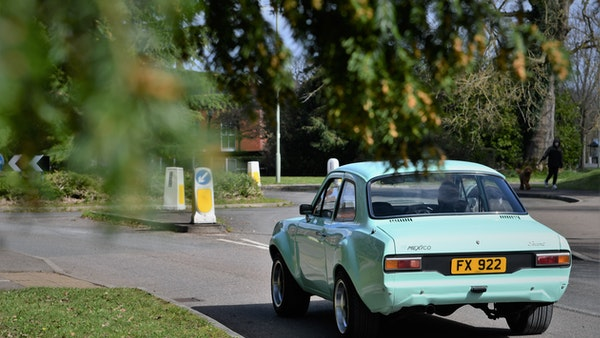 1972 Ford Escort Mk1 For Sale (picture 17 of 103)
