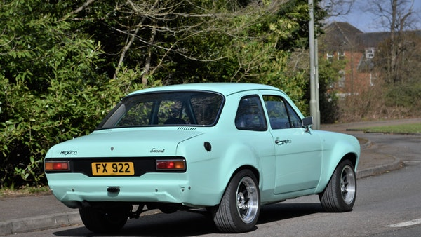 1972 Ford Escort Mk1 For Sale (picture 19 of 103)