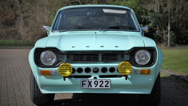 1972 Ford Escort Mk1 For Sale (picture 21 of 103)