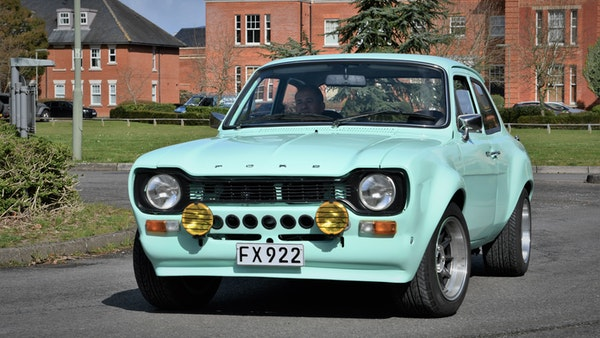 1972 Ford Escort Mk1 For Sale (picture 1 of 103)