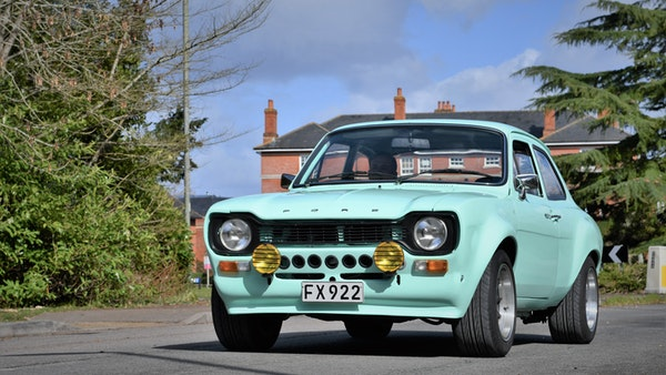 1972 Ford Escort Mk1 For Sale (picture 16 of 103)
