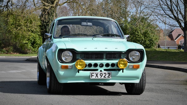 1972 Ford Escort Mk1 For Sale (picture 15 of 103)