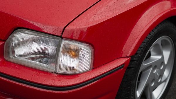 1990 Ford Escort RS Turbo S2 For Sale (picture 47 of 118)