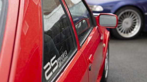 1990 Ford Escort RS Turbo S2 For Sale (picture 55 of 118)