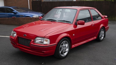 1990 Ford Escort RS Turbo S2