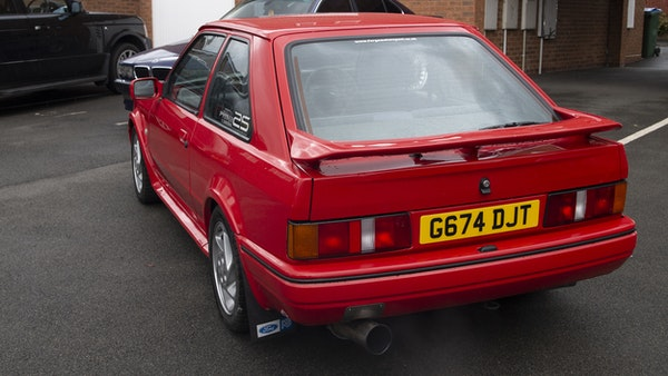 1990 Ford Escort RS Turbo S2 For Sale (picture 5 of 118)