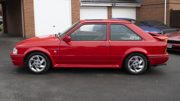 1990 Ford Escort RS Turbo S2 For Sale (picture 4 of 118)