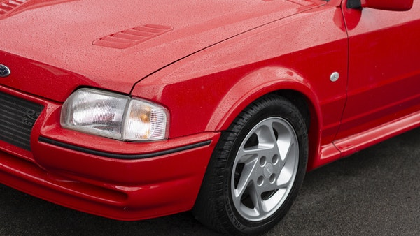 1990 Ford Escort RS Turbo S2 For Sale (picture 63 of 118)