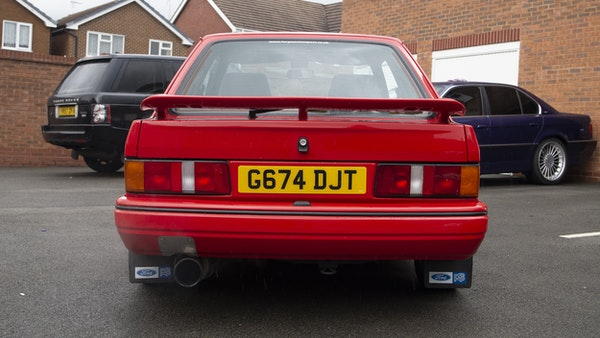 1990 Ford Escort RS Turbo S2 For Sale (picture 6 of 118)