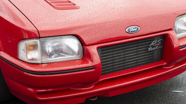 1990 Ford Escort RS Turbo S2 For Sale (picture 71 of 118)