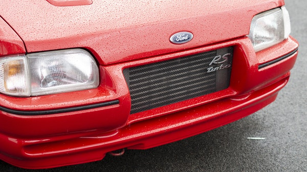 1990 Ford Escort RS Turbo S2 For Sale (picture 70 of 118)