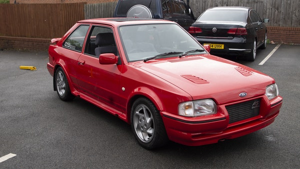 1990 Ford Escort RS Turbo S2 For Sale (picture 9 of 118)