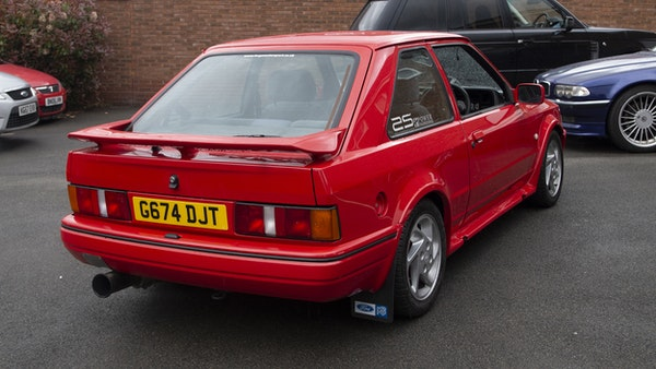 1990 Ford Escort RS Turbo S2 For Sale (picture 7 of 118)
