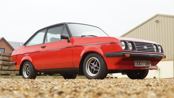 1976 Ford Escort RS2000 Mk2 For Sale (picture 1 of 161)
