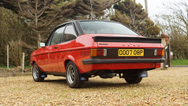 1976 Ford Escort RS2000 Mk2 For Sale (picture 12 of 161)