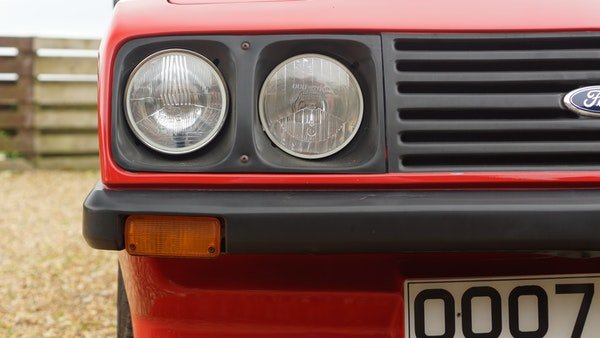 1976 Ford Escort RS2000 Mk2 For Sale (picture 62 of 161)