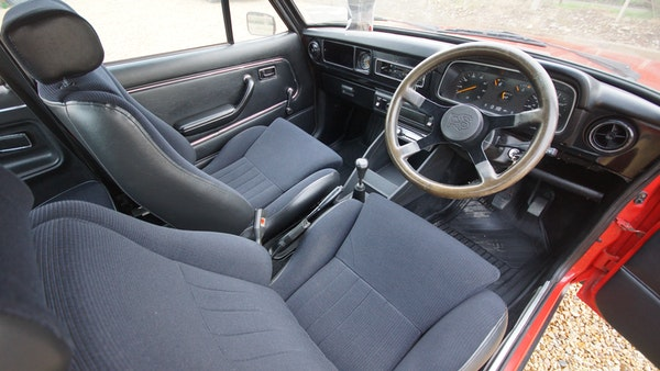 1976 Ford Escort RS2000 Mk2 For Sale (picture 25 of 161)