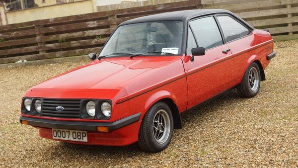 1976 Ford Escort RS2000 Mk2 For Sale (picture 9 of 161)