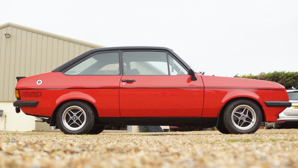 1976 Ford Escort RS2000 Mk2 For Sale (picture 5 of 161)