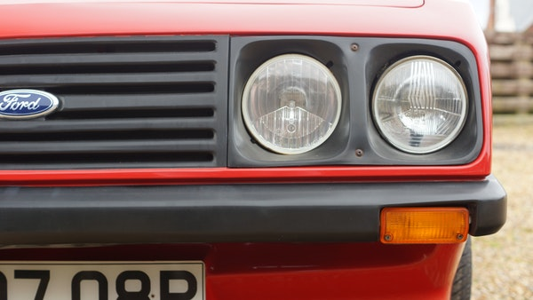 1976 Ford Escort RS2000 Mk2 For Sale (picture 63 of 161)