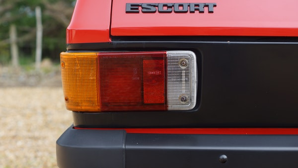 1976 Ford Escort RS2000 Mk2 For Sale (picture 75 of 161)