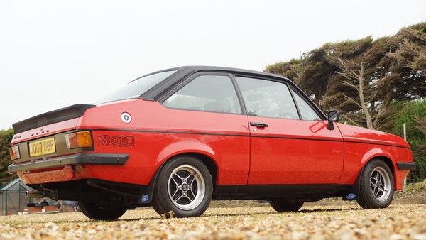 1976 Ford Escort RS2000 Mk2 For Sale (picture 14 of 161)