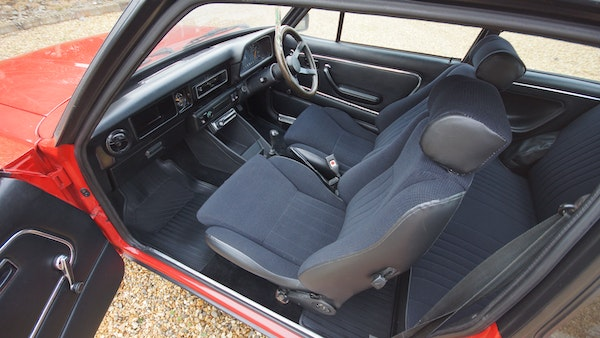 1976 Ford Escort RS2000 Mk2 For Sale (picture 27 of 161)
