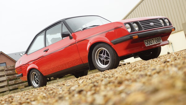 1976 Ford Escort RS2000 Mk2 For Sale (picture 4 of 161)