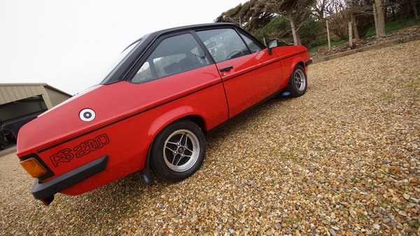 1976 Ford Escort RS2000 Mk2 For Sale (picture 16 of 161)