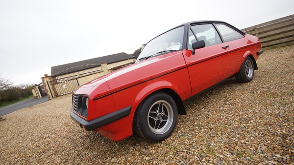 1976 Ford Escort RS2000 Mk2 For Sale (picture 15 of 161)