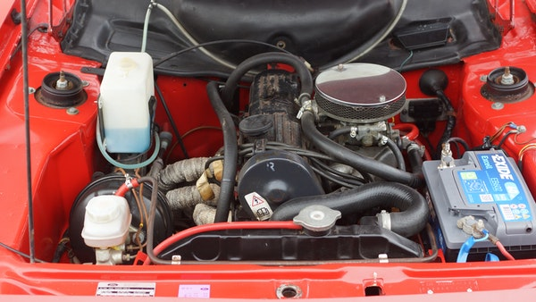 1976 Ford Escort RS2000 Mk2 For Sale (picture 110 of 161)