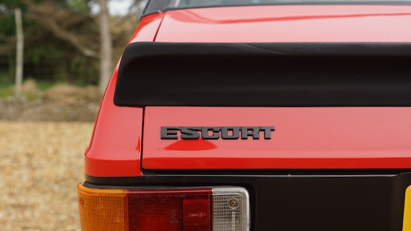 1976 Ford Escort RS2000 Mk2 For Sale (picture 73 of 161)