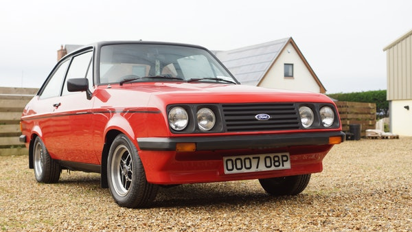 1976 Ford Escort RS2000 Mk2 For Sale (picture 3 of 161)