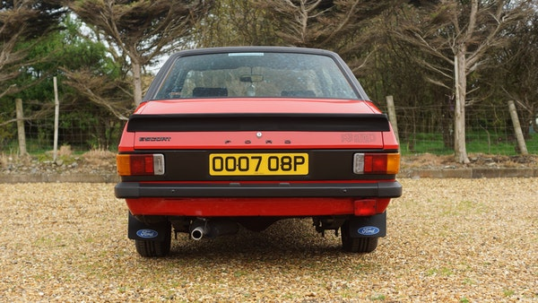 1976 Ford Escort RS2000 Mk2 For Sale (picture 11 of 161)