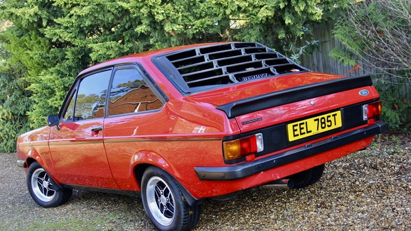 RESERVE REMOVED - 1978 Ford Escort RS2000 For Sale (picture 7 of 82)