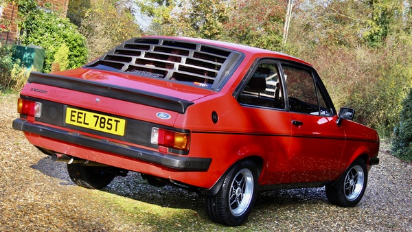 RESERVE REMOVED - 1978 Ford Escort RS2000 For Sale (picture 9 of 82)