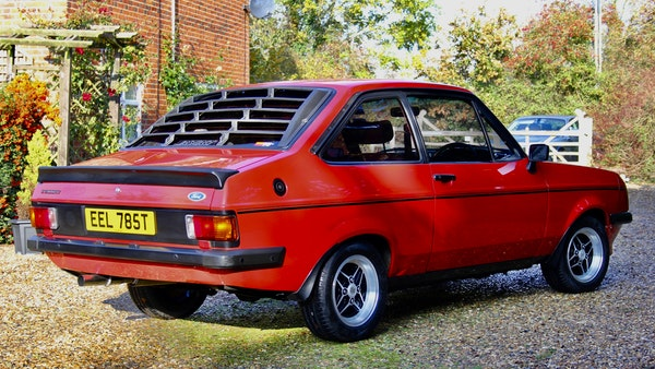 RESERVE REMOVED - 1978 Ford Escort RS2000 For Sale (picture 6 of 82)