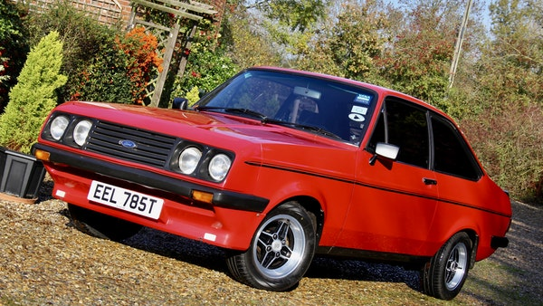RESERVE REMOVED - 1978 Ford Escort RS2000 For Sale (picture 13 of 82)