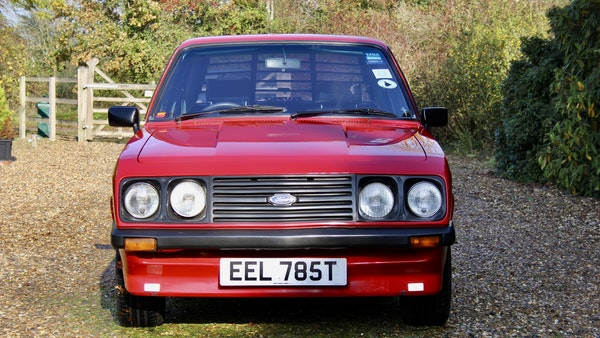 RESERVE REMOVED - 1978 Ford Escort RS2000 For Sale (picture 5 of 82)