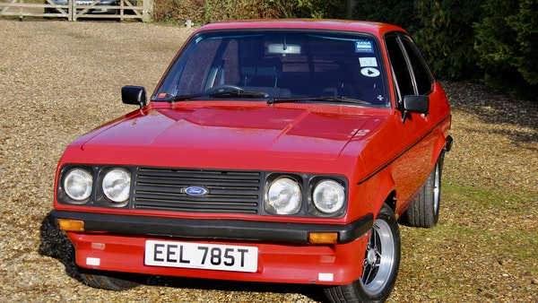 RESERVE REMOVED - 1978 Ford Escort RS2000 For Sale (picture 16 of 82)