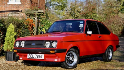 RESERVE REMOVED - 1978 Ford Escort RS2000