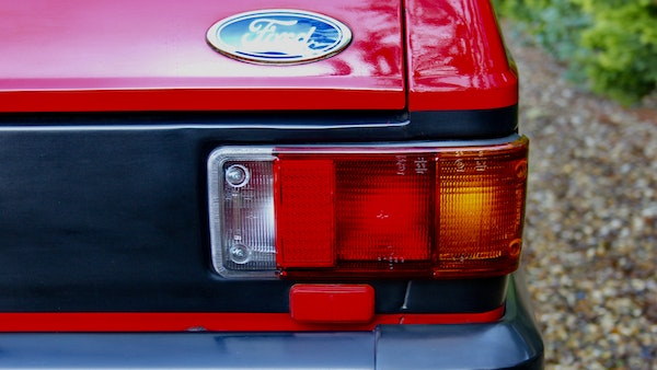 RESERVE REMOVED - 1978 Ford Escort RS2000 For Sale (picture 35 of 82)