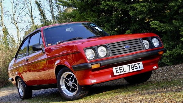 RESERVE REMOVED - 1978 Ford Escort RS2000 For Sale (picture 10 of 82)