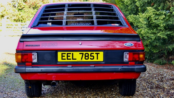 RESERVE REMOVED - 1978 Ford Escort RS2000 For Sale (picture 8 of 82)