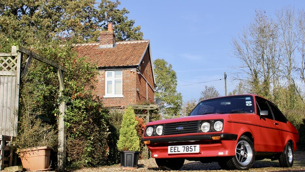 RESERVE REMOVED - 1978 Ford Escort RS2000 For Sale (picture 14 of 82)