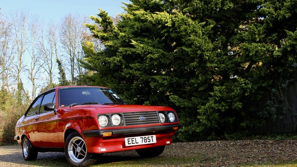 RESERVE REMOVED - 1978 Ford Escort RS2000 For Sale (picture 11 of 82)
