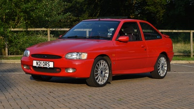 1996 Ford Escort RS2000