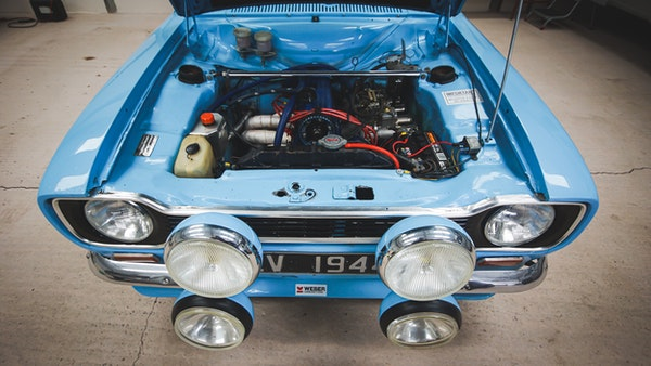 1974 Mk1 Ford Escort RS2000 For Sale (picture 95 of 97)