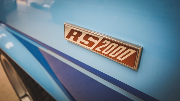 1974 Mk1 Ford Escort RS2000 For Sale (picture 42 of 97)